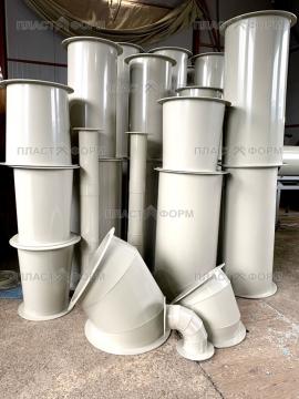 Системы вентиляции из пластика