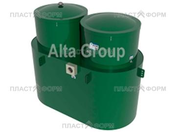 Автономная канализация для дачи Alta Bio 7+ UV Блок