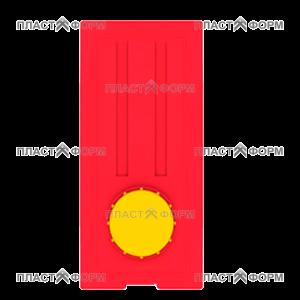 Прямоугольный пластиковый Бак БП-1000