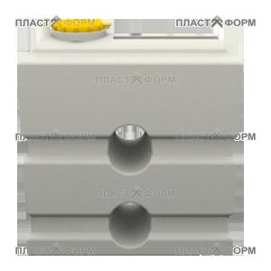 Топливный Бак БПТ-1000 из пластика