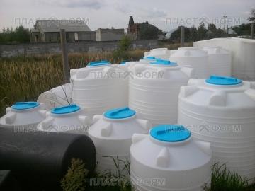 Пластиковые Емкости ЭВЛ 300