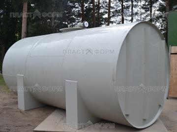 Противопожарный резервуар для хранения воды