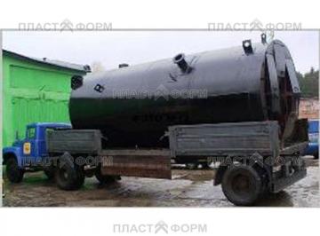 Производство канализационной насосной станции (КНС)