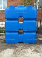 Прямоугольный пластиковый Бак Q1500
