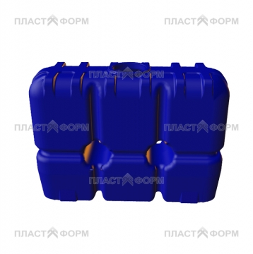 Синий Бак Q2000
