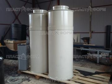 Пластиковая вставка для гидроизоляции бетонных колец
