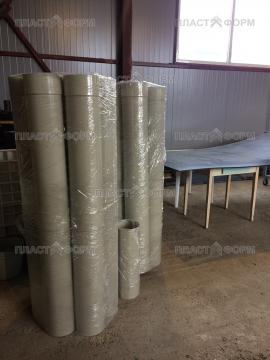 Упакованные воздуховоды