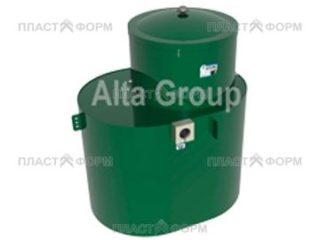 Автономная канализация для дачи Alta Bio 7+