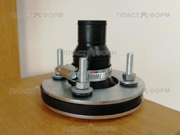 Гермоввод для герметизация труб и кабеля
