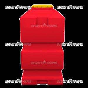 Бак БП 1500 из пластика