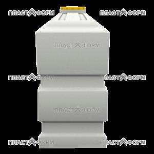 Пластиковый Бак БПТ-1500 для хранения топлива