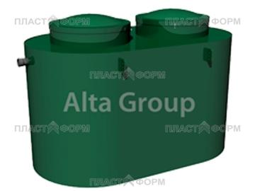 Блок ультрафиолетового обеззараживания сточных вод Alta Bio Clean
