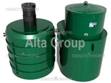 Автономная канализация для дачи Alta Bio 10+