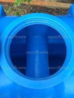 Бак прямоугольный Q1500 из пластика