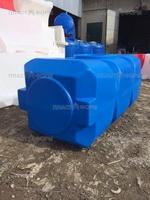Пластиковый Бак Q800 синий