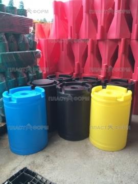 Пластиковые Баки V 200
