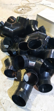 Воздуховоды из негорючих материалов PPs EL